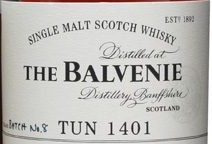 New Booze: The Balvenie Tun 1401, Batch 9